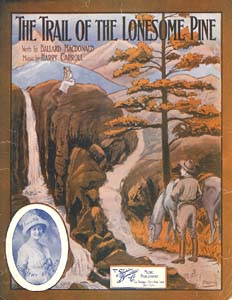 Trail of the Lonsome Pine Song