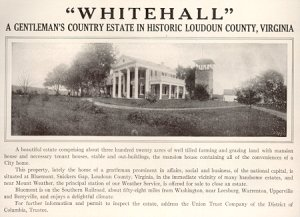 Whitehall in the Railroad Days