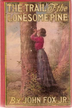 Lonesome Pine Book Cover